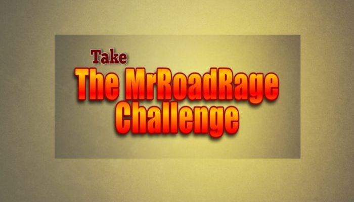 MrRoadRageChallenge