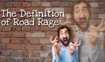 The Definition of Road Rage