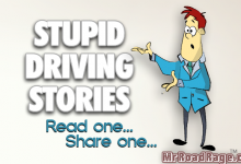 Stupid Driving Stories